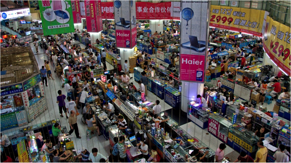 Shenzhen is hyperscaling
